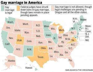 Gay marriage in america essay