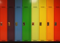 Rainbow Lockers