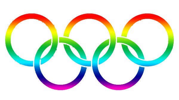 Olympics Red Ring