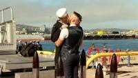 First Kiss San Diego