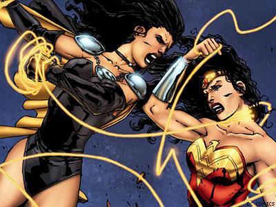 Wonder Woman Has Sex 6