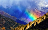Nepal Rainbow