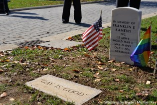 Kameny_memorial_unveiling_at_LGBT_Veterans_Day_at_Congressional_Cemetery_460x470_c_Washington_Blade_by_Michael_Key