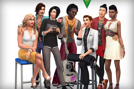 Sims 4 - 1