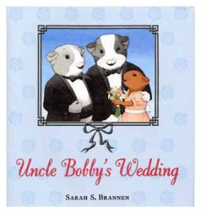 Cover of the book, Uncle Bobby's Wedding