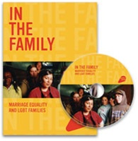 Cover of the DVD, In the family : marriage equality and LGBT families.