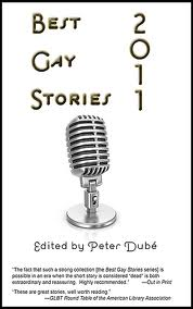 Cover of Best Gay Stories 2011
