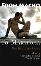 Cover of From Macho to Mariposa: New Gay Latino Fiction