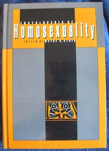 Cover of the Encyclopedia of Homosexuality