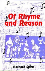 Cover of Of Rhyme and Reason