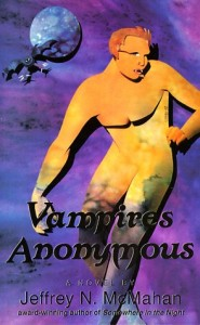 Cover of Vampires Anonymous