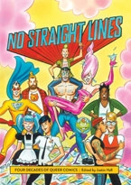 cover of No Straight Lines