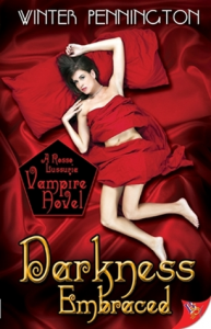 Cover of Darkness Embraced