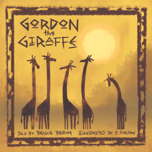 Cover of Gordon The Giraffe