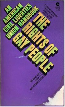 ACLU Rights of Gay People