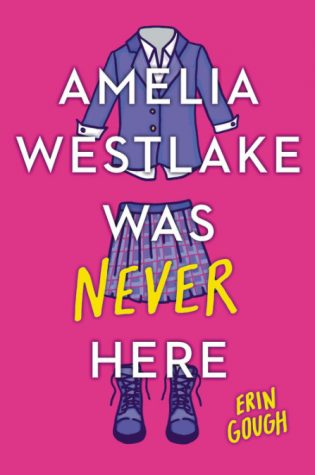 Cover of Amelia Westlake Was Never Here